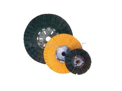自動抛光輪 處理麻輪 波浪通氣麻輪